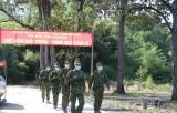 ''Lá chắn thép'' phòng chống dịch COVID-19 nơi cửa khẩu biên giới