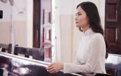 Á hậu Thanh Trúc trở lại dự án xã hội sau hai năm