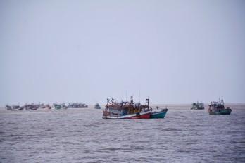 Đảo Hòn Khoai – điểm tựa cho ngư dân vươn khơi bám biển
