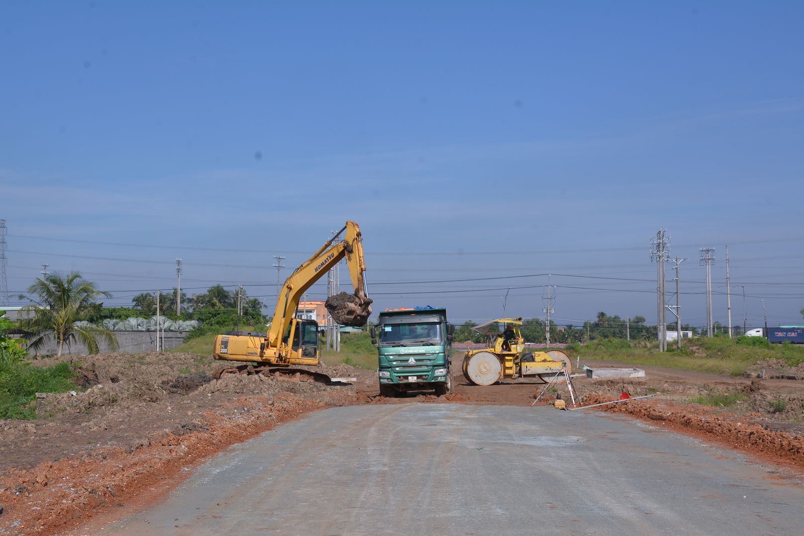 The traffic works will contribute to promoting the province's socio-economic development when they are completed