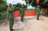 Bảo vệ vững chắc chủ quyền, an ninh biên giới