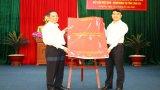 Bàn giao và tập huấn sử dụng bản đồ địa hình biên giới Việt Nam - Campuchia