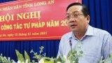 Ngành Tư pháp Long An triển khai công tác tư pháp 2021
