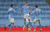 Man City lên tốp 3, 'pha hơi nóng' vào Manchester United và Liverpool