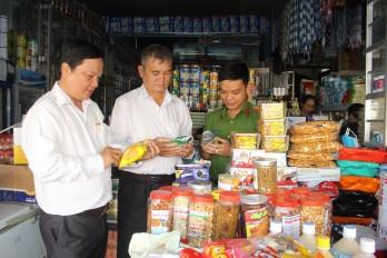 Siết chặt quản lý an toàn thực phẩm dịp tết