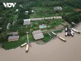 Cảnh báo triều cường dâng cao gây ngập nhiều khu vực ở Bến Tre