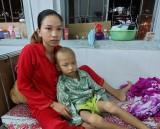 Bé trai 8 tuổi mắc bệnh hiểm nghèo cần được giúp đỡ