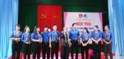 Tuổi trẻ Tân An thi Tìm hiểu 90 năm Ngày thành lập Đoàn TNCS Hồ Chí Minh