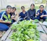 Trường THPT Cần Giuộc tăng cường giáo dục đạo đức, lối sống cho học sinh