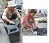 Lưu giữ nghề làm lò đất
