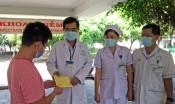 Long An: Bệnh nhân 1474 khỏi bệnh, xuất viện