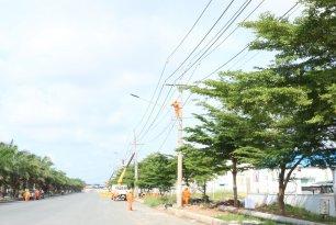 Ngành điện tiếp tục nỗ lực trong năm mới