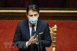 Chính phủ Italy tránh nguy cơ sụp đổ sau cuộc bỏ phiếu tại Thượng viện