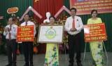 Phước Tân Hưng đạt chuẩn nông thôn mới nâng cao