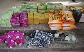 Vận chuyển gần 90kg ma túy từ Campuchia về Việt Nam