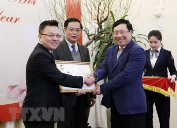 Foreign Ministry hails press agencies' contributions