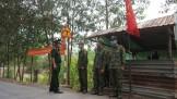 Nêu cao cảnh giác, phòng dịch Covid-19 trên tuyến biên giới