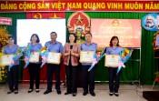 Viện kiểm sát nhân dân tỉnh được công nhận tập thể lao động xuất sắc