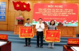 Khen thưởng 14 tập thể trong thực hiện quy chế dân chủ ở cơ sở và phong trào thi đua Dân vận khéo năm 2020