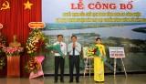 Nhựt Ninh đón nhận danh hiệu xã nông thôn mới