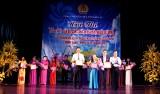 Bế mạc, trao giải Hội thi Tiếng hát cán bộ, công chức, viên chức, người lao động năm 2021