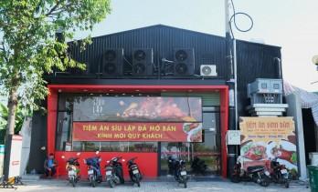 Tiệm ăn Síu Lập ở Bến Lức có nhiều món ngon theo phong cách Hồng Kông
