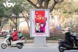 Truyền thông quốc tế đưa tin đậm nét về Đại hội Đảng lần thứ XIII của Việt Nam