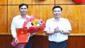 Bổ nhiệm ông Trần Thế Luân giữ chức Chánh Văn phòng Tỉnh ủy Long An