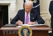 Tân Tổng thống Mỹ Joe Biden công bố một loạt chính sách mới