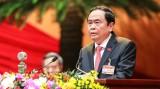 Chủ tịch UBTƯ MTTQ Việt Nam Trần Thanh Mẫn: Sức mạnh to lớn của khối đại đoàn kết dân tộc thể hiện mạnh mẽ trước thiên tai, Covid-19