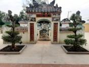 Đình Tân Chánh: Nơi thờ phụng một vị quan triều Nguyễn