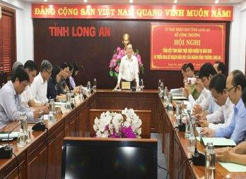 Sở Công Thương Long An triển khai kế hoạch năm 2021, phấn đấu đưa thêm 4 CCN đi vào hoạt động