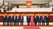 Đoàn đại biểu tỉnh Long An tích cực đóng góp các Văn kiện Đại hội Đảng lần thứ XIII