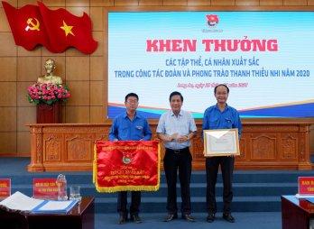 Đoàn Thanh niên Long An tiếp tục nâng cao chất lượng Đoàn viên ưu tú để phát triển Đảng