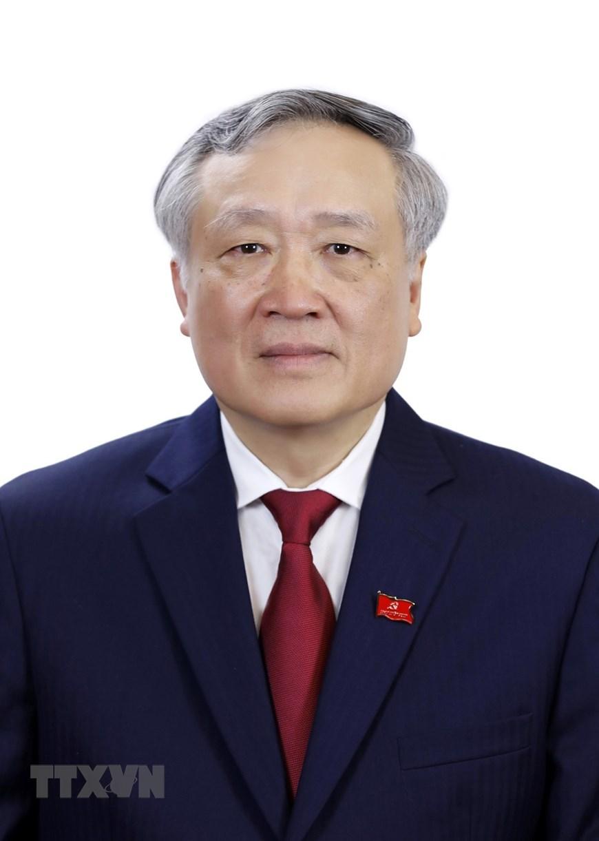 Đồng chí Nguyễn Hòa Bình, Chánh án toàn án nhân dân tối cao. (Ảnh: TTXVN)