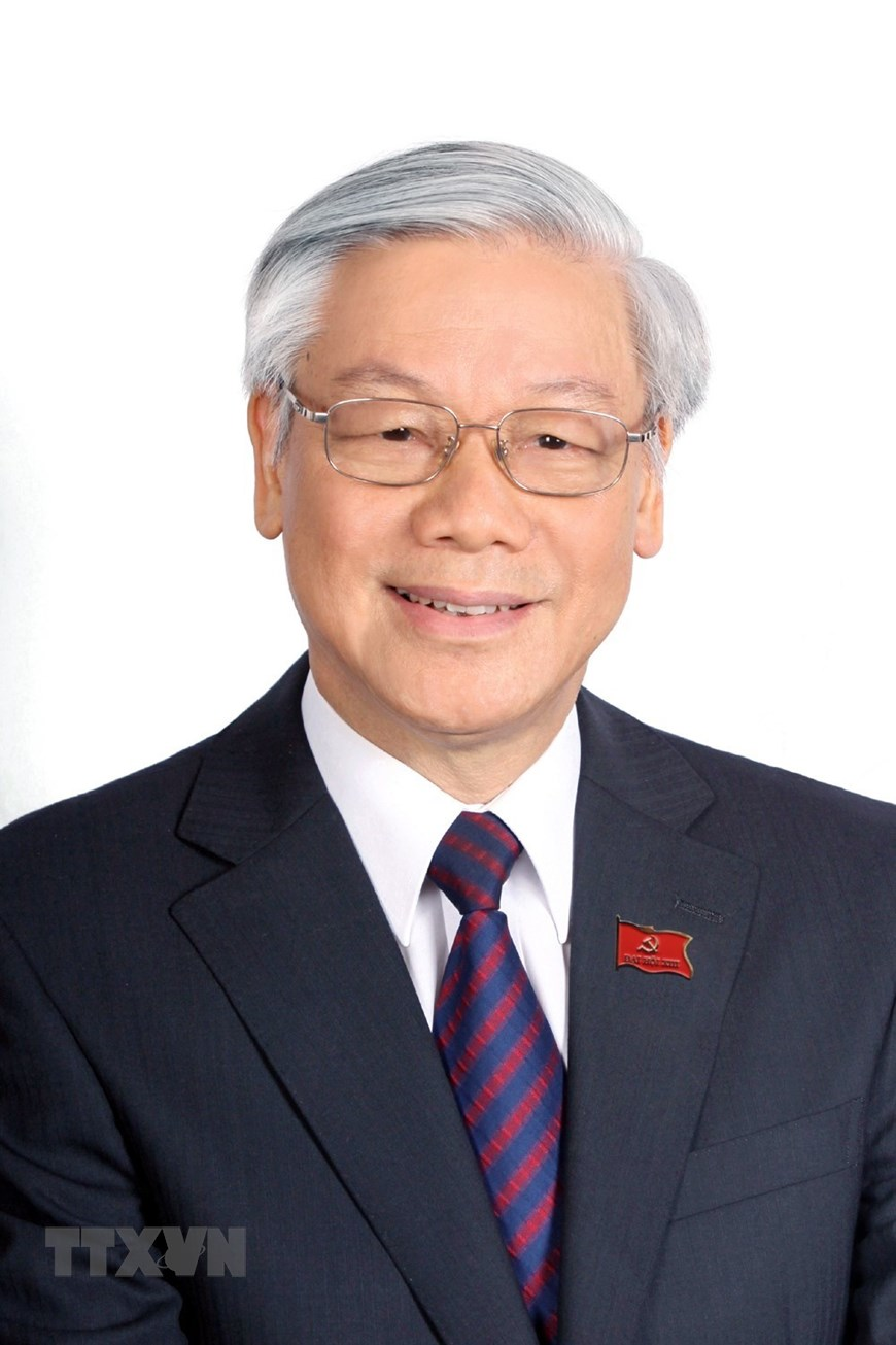Đồng chí Nguyễn Phú Trọng, Tổng Bí thư, Chủ tịch nước. (Ảnh: TTXVN)