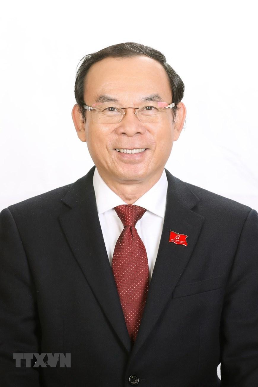 Đồng chí Nguyễn Văn Nên, Bí thư Thành ủy Thành phố Hồ Chí Minh. (Ảnh: TTXVN)