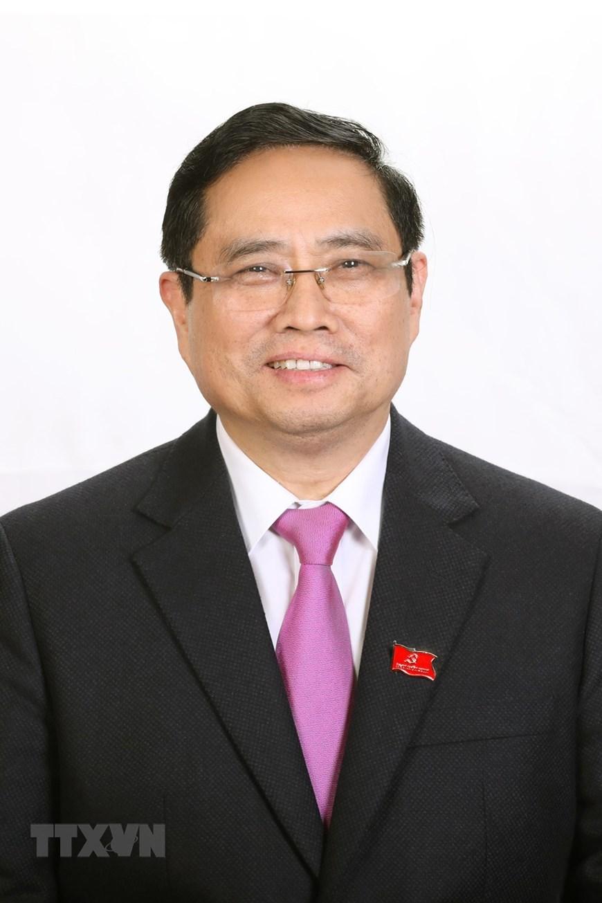Đồng chí Phạm Minh Chính, Ủy viên Bộ Chính trị, Trưởng Ban Tổ chức Trung ương. (Ảnh: TTXVN)