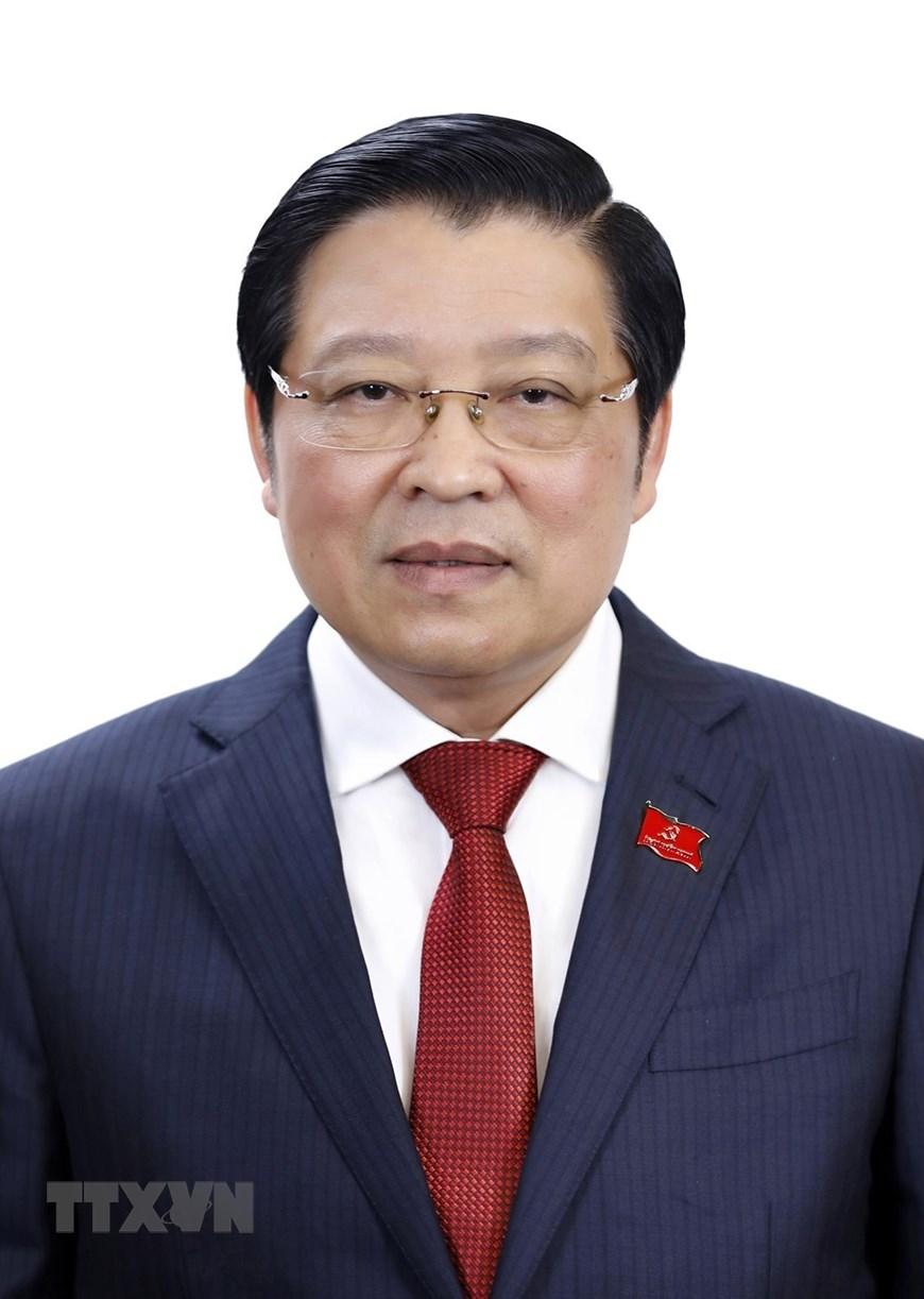 Đồng chí Phan Đình Trạc, Trưởng ban Nội chính Trung ương. (Ảnh: TTXVN)