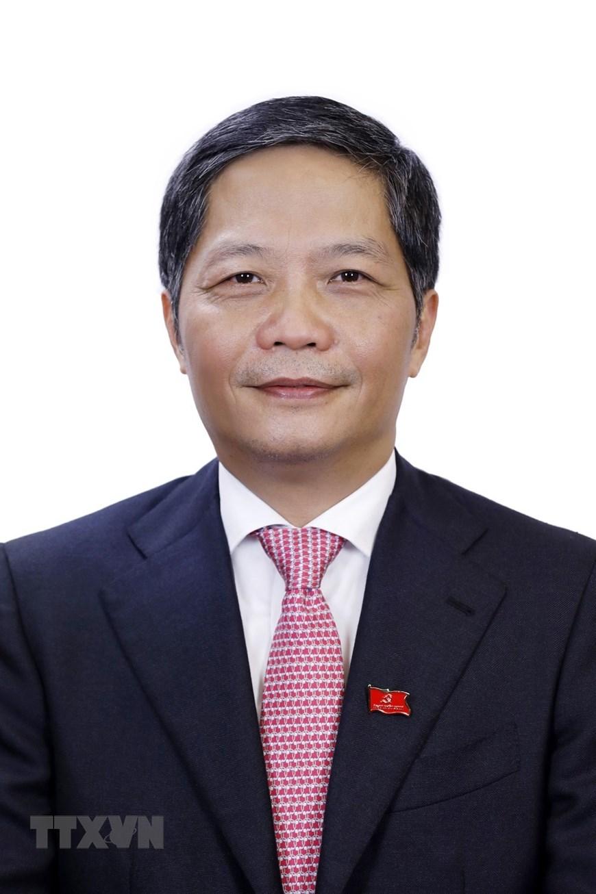 Đồng chí Trần Tuấn Anh, Bộ trưởng Bộ Công Thương, kiêm Phó Trưởng ban Kinh tế Trung ương. (Ảnh: TTXVN)