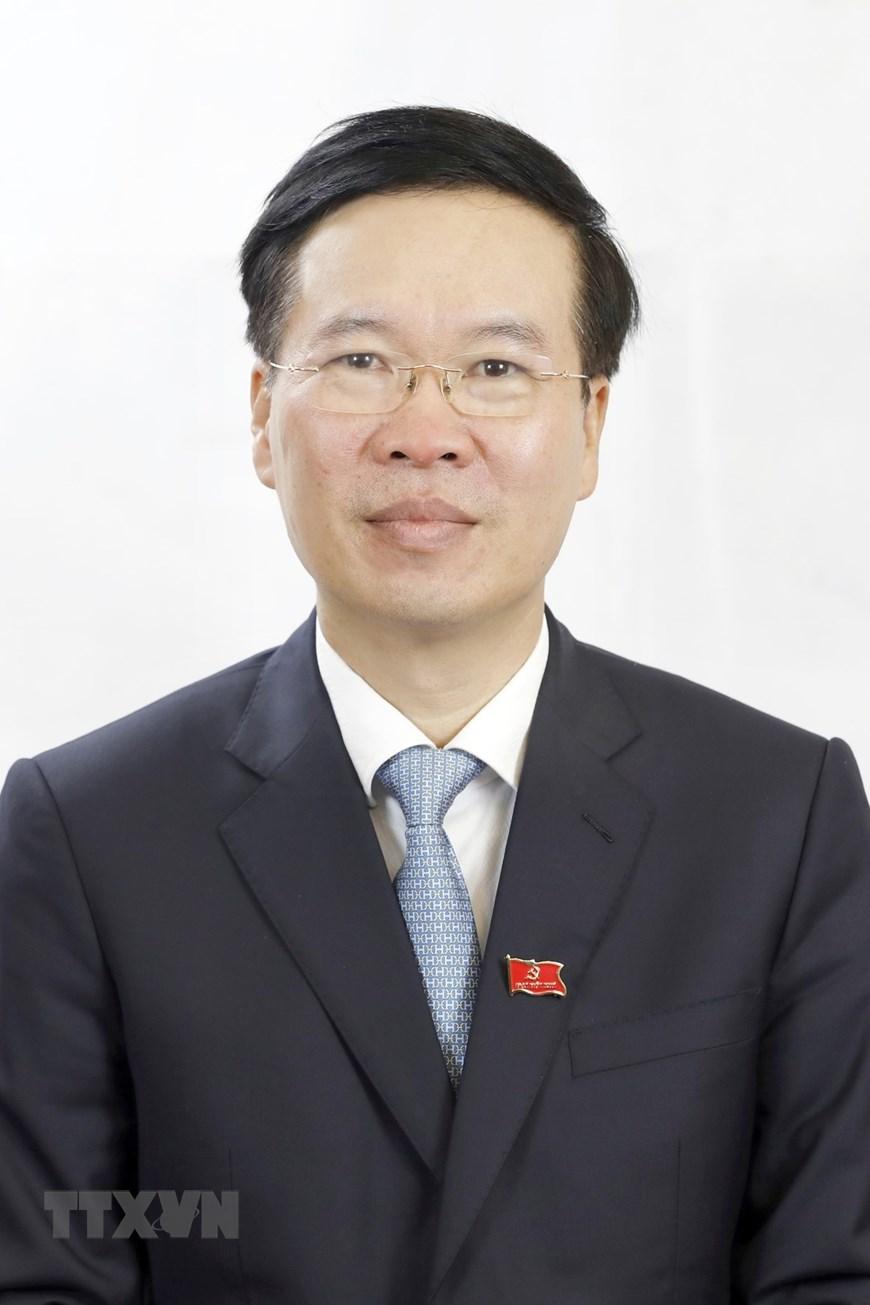 Đồng chí Võ Văn Thưởng, Trưởng Ban Tuyên giáo Trung ương. (Ảnh: TTXVN)
