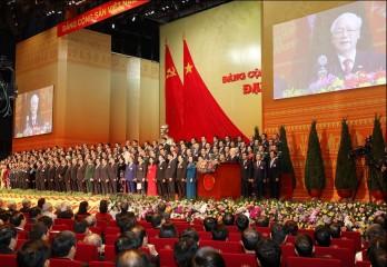 """""""Đại hội XIII thành công tạo sự ổn định chính trị và phát triển kinh tế của Việt Nam"""""""