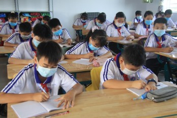 Long An: Học sinh, sinh viên, học viên nghỉ học ở trường từ ngày 02/02 đến hết ngày 21/02