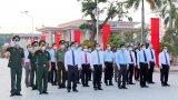 Long An: Viếng Nghĩa trang liệt sĩ tỉnh nhân kỷ niệm 91 năm ngày thành lập Đảng Cộng sản Việt Nam