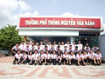 Trường THCS và THPT Nguyễn Văn Rành – Nơi chắp cánh cho những ước mơ