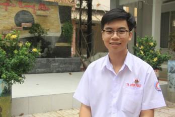 Cậu học trò với ước mơ trở thành Kỹ sư khoa học máy tính