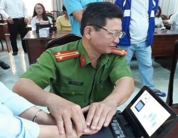 Từ ngày 16/02 cấp thẻ căn cước công dân tại Trung tâm phục vụ hành chính công tỉnh
