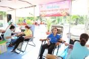Hiến máu tình nguyện - Nghĩa cử cao đẹp của tuổi trẻ