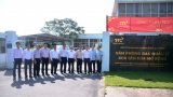Phó Bí thư Thường trực Tỉnh ủy Long An – Nguyễn Thanh Hải thăm, chúc tết các doanh nghiệp tại huyện Cần Giuộc