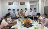 Bí thư Tỉnh ủy Long An - Nguyễn Văn Được thăm, làm việc với doanh nghiệp tại Bến Lức, Cần Đước